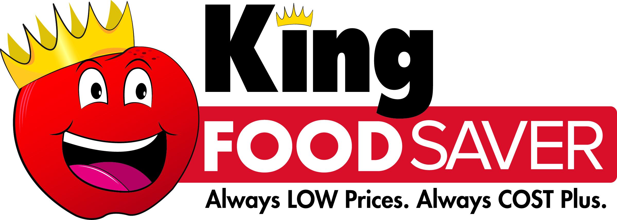 King Food Saver Logo
