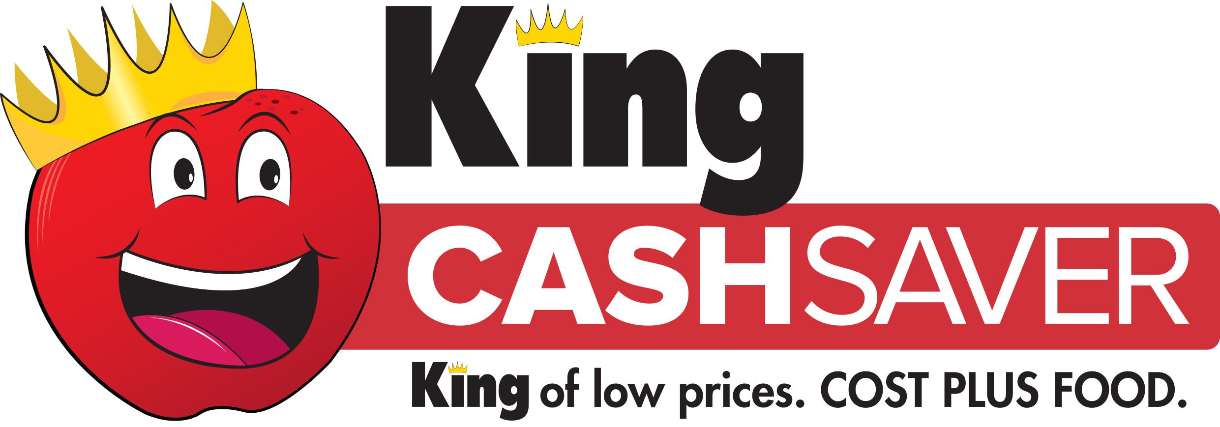 King Cash Saver Logo